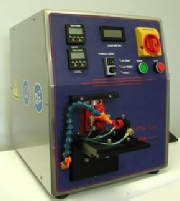catheter tipping machine