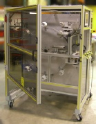 Plastic medical tube forming machinery