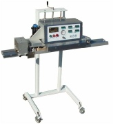 validatable rotary band medical heat sealer